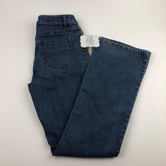 CAbi Denim - CAbi Jeans Size 6 Bootcut Meduim Wash